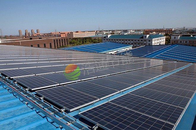 惠州TCL工厂3.0MW太阳能光伏发电项目