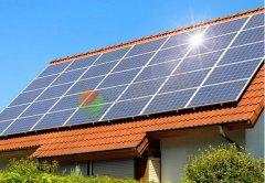 广州从化杨总别墅8.75KW屋顶光伏太阳能发电项目