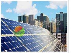 商业屋顶太阳能光伏发电解决方案