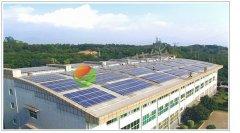 市政屋顶太阳能光伏发电解决方案